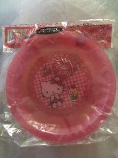 Hello Kitty野餐盤兩入