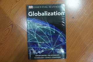 Globalization: DK Essential Managers