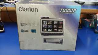 Clarion LCD TV TB851P
