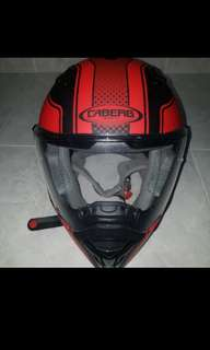 Caberg stunt helmet