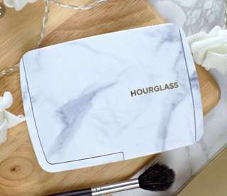 Hourglass Edit Palette 限量 絶版 白雲石盒 彩妝盒