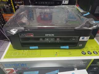 Kredit Printer Epson L360, dp 10%