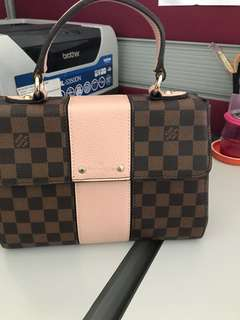 LV handbags (premium leather)