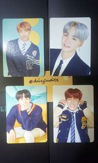 [LF/WTT] BTS 4th MUSTER Japan official mini pc - V pc