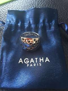 Agatha Paris ring