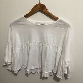 Glassons frill top