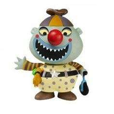 Funko Night Before Christmas Mystery Minis Clown with the tear away face