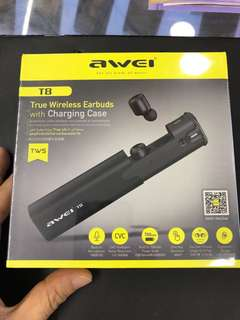 AWEI Bluetooth wireless Earbuds