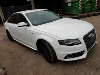 Audi A4 TFSi SLine tuned to stage2  SG
