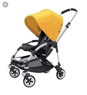 Very good condition Lightly used bugaboo bee 3