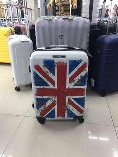 阿豪 MIHK 品牌 英國國旗款 24吋 行李箱