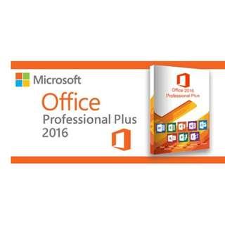 C 15 Office 2016 Pro Plus
