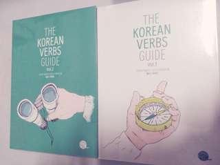 [TTMIK] The Korean Verbs Guide vol.1 & vol. 2