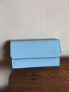Lacoste wallet ( authentic)