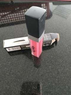 Klara liquid matte lipstick shade 10