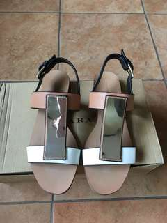 Zara sandals - Sz 36