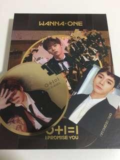 Wanna one Unsealed album set!:)
