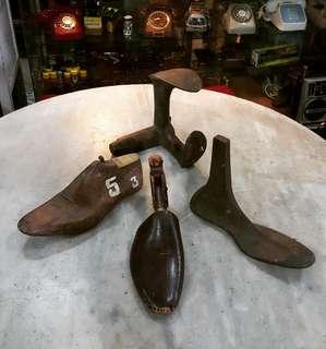 Antique Cobbler Tools
