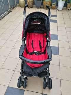 Stroller Halford S8 (red)