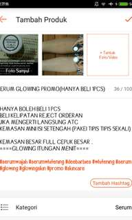 Serum glowing LAGI PROMO