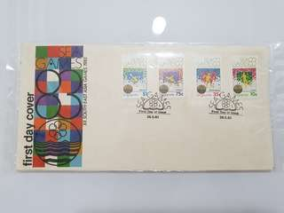 SEA Games 1983 first day cover