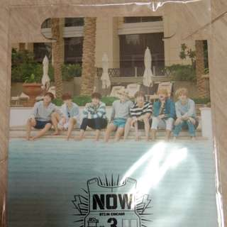 BTS SUMMER PACKAGE STANDEE