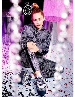 🚚 Converse x Miley Cyrus 聯名款