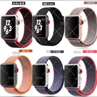 Apple Watch 運動泥龍錶帶款 (需預訂)