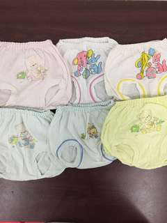 Celana baby newborn 1/2 lusin