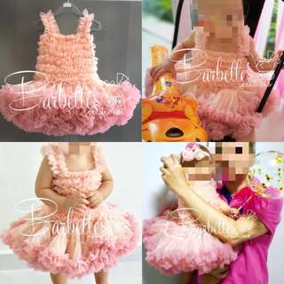 Tutu Dress + Headband - Baby, Toddler