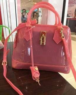 Samantha thavas handbag (pink)