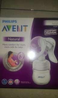Avent Breastpump Manual Natural