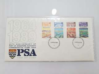 25th anniversary of PSA 1989