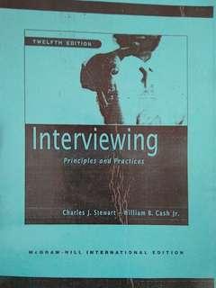 Interviewing - fotocopy