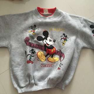 MICKEY MOUSE SWEATER FOR KIDS