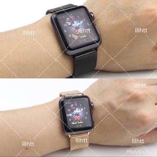 Apple Watch 編織網綱錶帶 (需預訂)