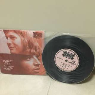 Bee Gees / Hollies / Three Dog Night / Bobby Vinton Vinyl Record