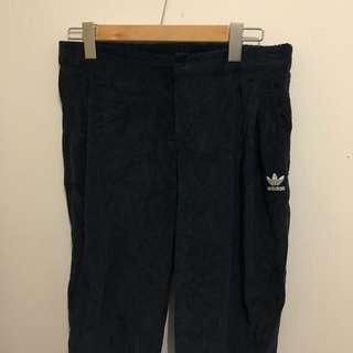 Genuine Adidas corduroy pants
