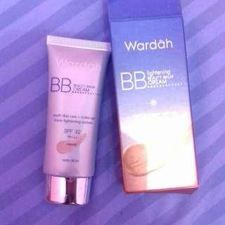 Wardah BB Cream Lightening 30 mL (natural)