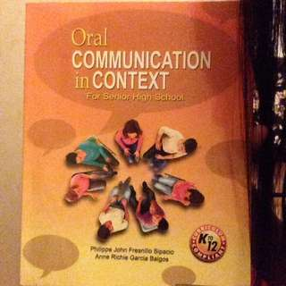 Or Communication in Context for SHS