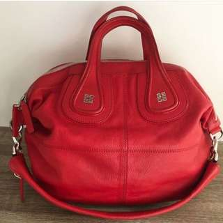 Authentic Givenchy nightingale red
