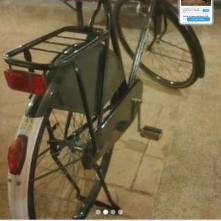 European Bike bicycle