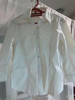 White Shirt / kemeja