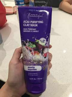 Clay masker