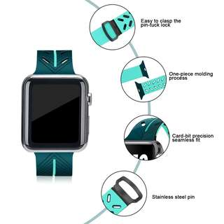 Instock Defender JANSIN Apple Iwatch Sport Strap- NE2