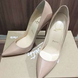 Authentic Christian Louboutin pigalle size 35,5