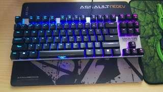 Armaggeddon MKA-5R RGB-Hornet keyboard