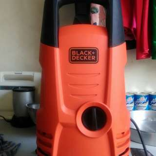 High Pressure Washer 1300w