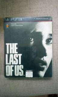 Last of us steel book edition