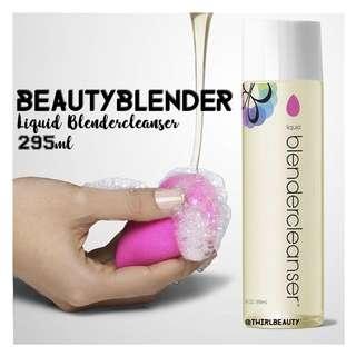 🚚 Instock | 295ML Beautyblender Liquid Blendercleanser